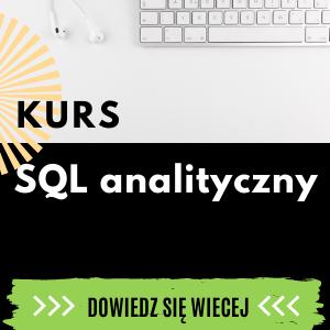 SQL Analityczny